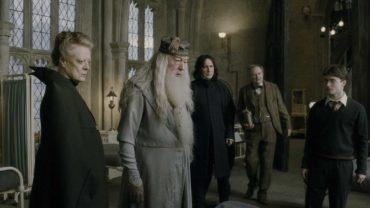 scuola Hogwarts