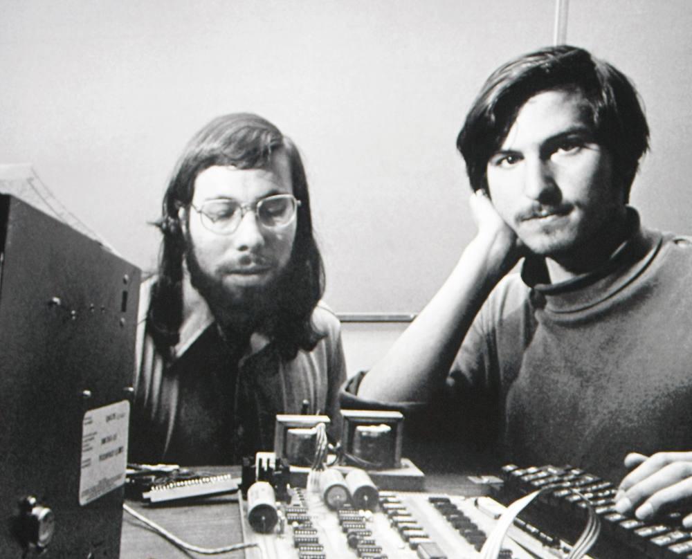 Woz and Jobs, 1976