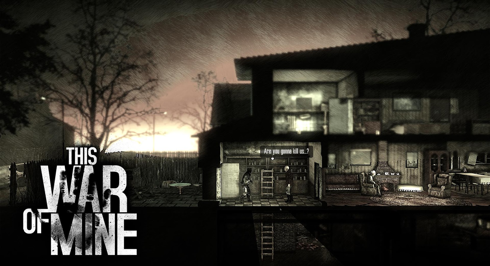 Technology with the soul - This war of mine