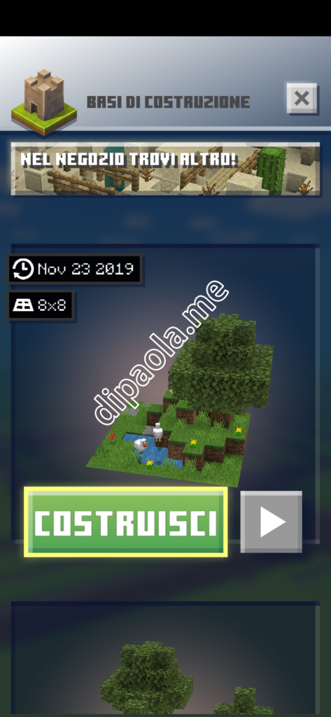 minecraft earth basi